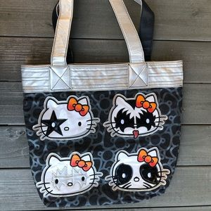 Loungefly Kiss Tote
